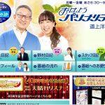 3月14日ABCラジオの「おはようパーソナリティー道上洋三です」にて放送予定
