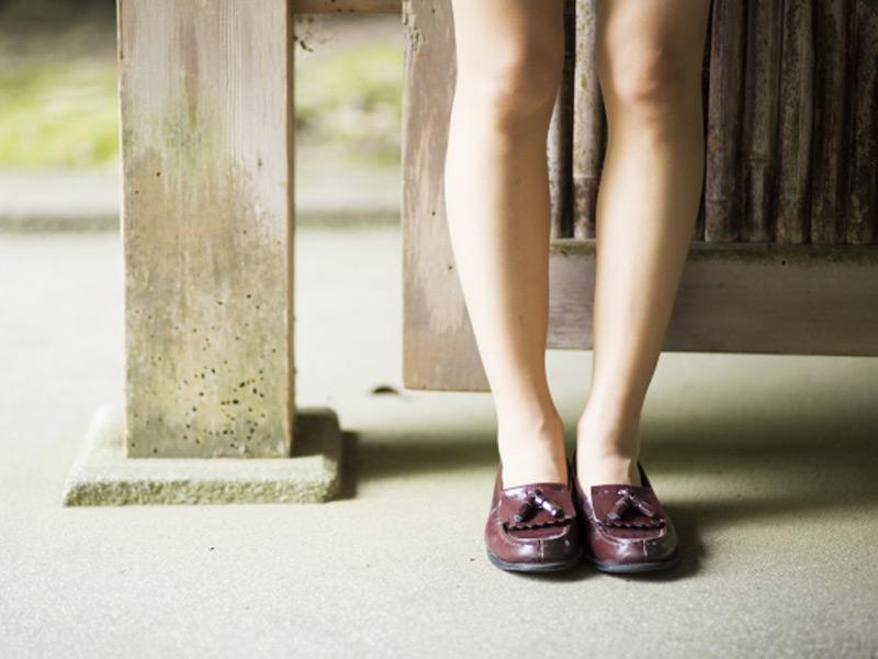 O脚改善にインソールのオーダーメイドがオススメ!O脚とオーダー