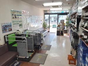 異邦人 四天王寺参道店の写真