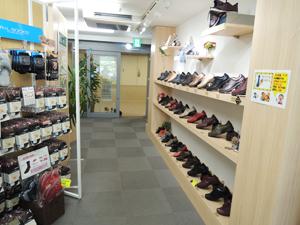 異邦人 大阪梅田本店の店内写真