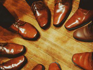 インソールの選び方!革靴編!革靴にはオーダーメイドインソールがオススメ!