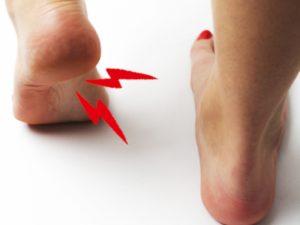 足底筋膜炎にインソールは効果があるの?