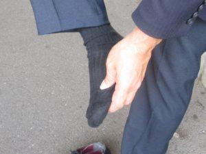 靴を履いていて足が痛くなる部分や場所のまとめ
