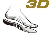 3Dインソールのロゴ