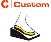 シダス カスタムインソールのロゴ
